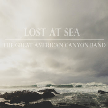 Lost At Sea EP cover art