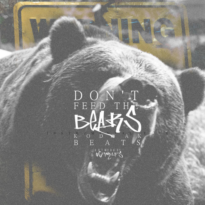 Don't Feed The Bears cover art