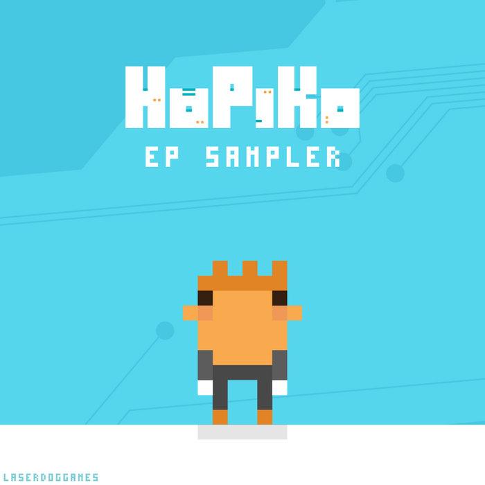 Hopiko Sountrack EP cover art