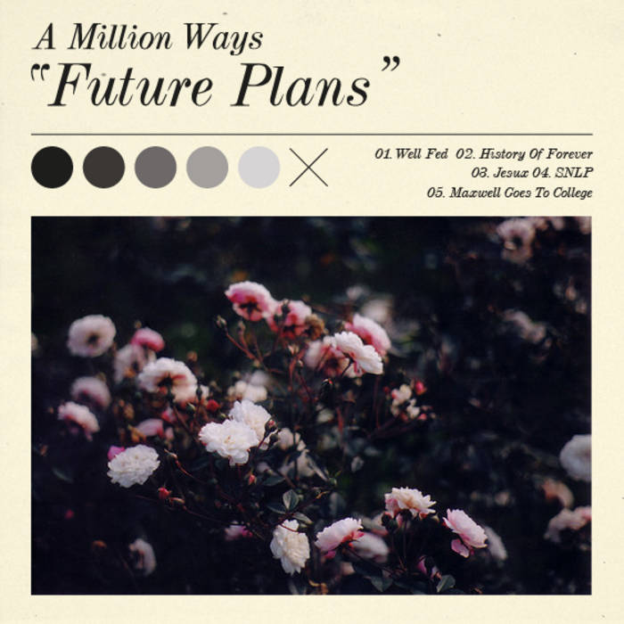 FUTURE PLANS cover art