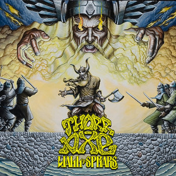 Wall of Spears cover art