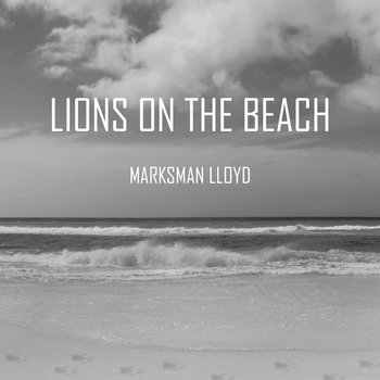 Lions on the Beach cover art