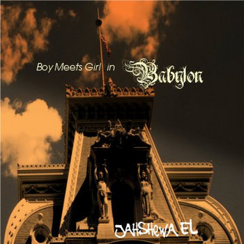 Boy Meets Girl in Babylon cover art
