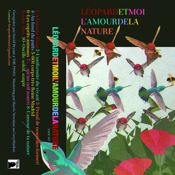 L'amour de la nature cover art