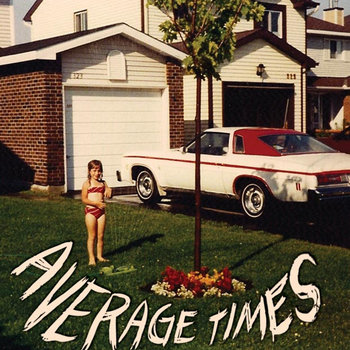 Average Times s/t cover art