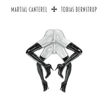 MNQ 017 Martial Canterel + Tobias Bernstrup - Strange Land 7'' cover art