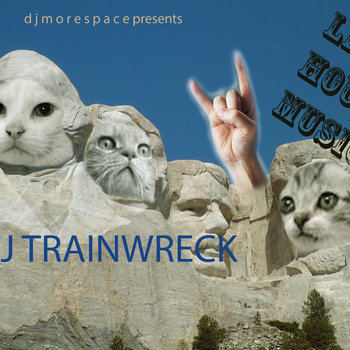 DJ TRAINWRECK cover art