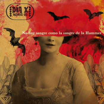 No hay sangre como la sangre de la Hammer cover art