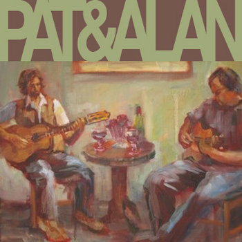 Pat & Alan cover art