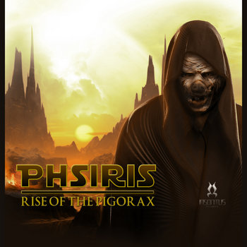 Rise Of The Pigorax cover art
