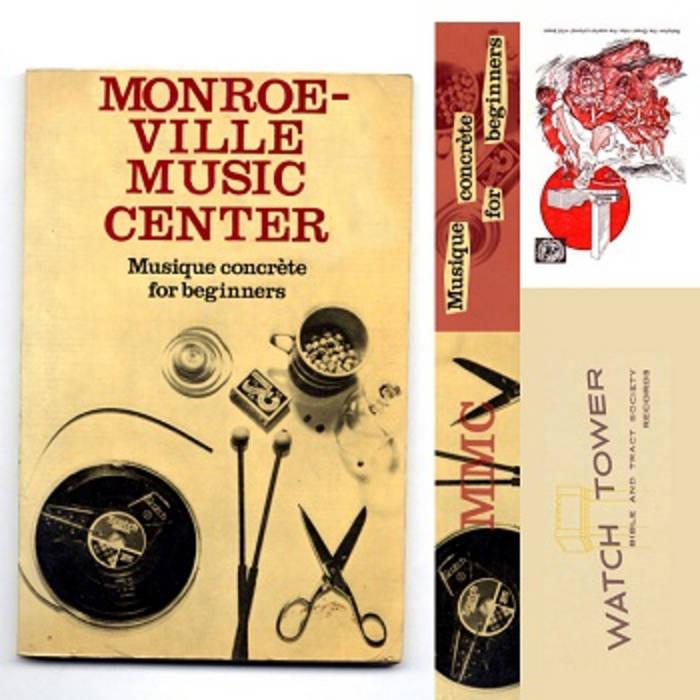Musique Concrète for Beginners cover art