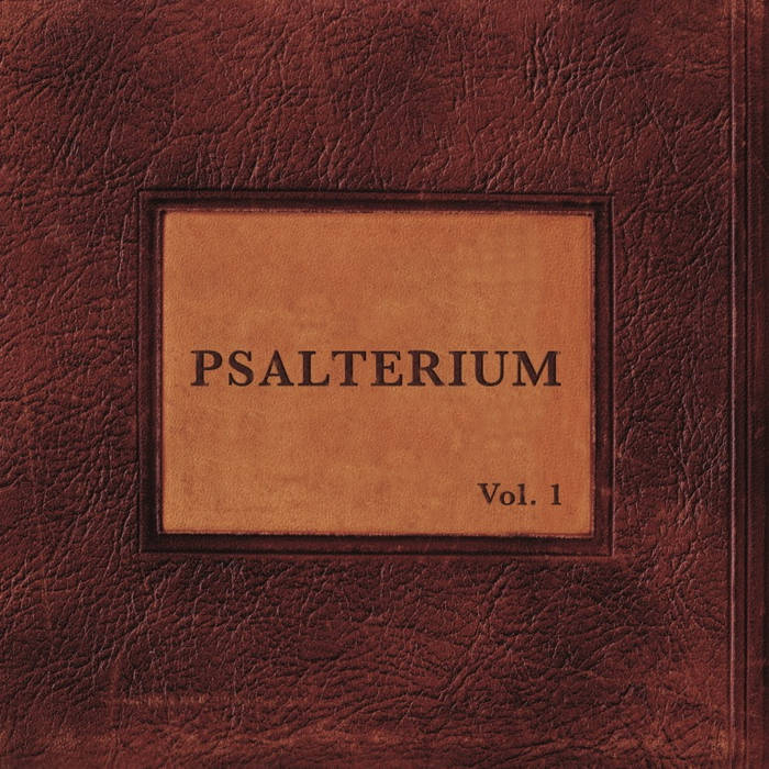 Psalterium Vol. 1 cover art