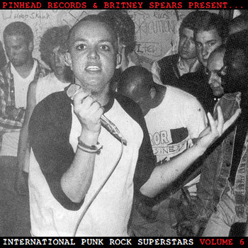 International Punk Rock Superstars Vol. 6 cover art