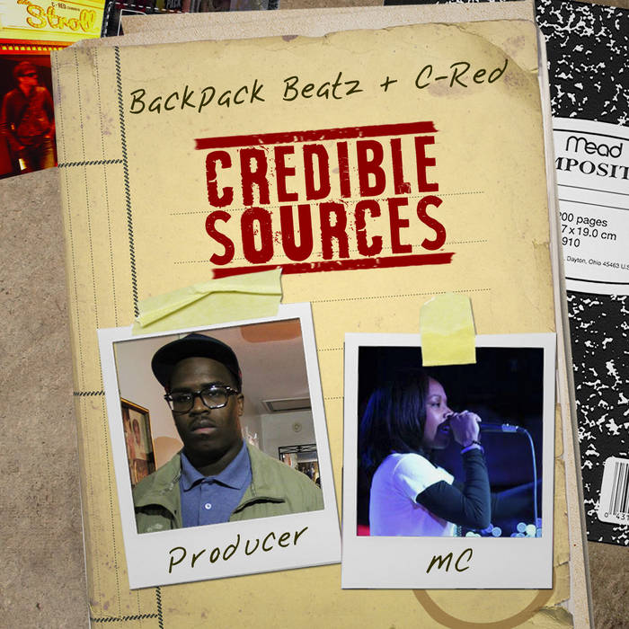 Credible Sources cover art