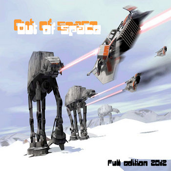 Out of space cover art