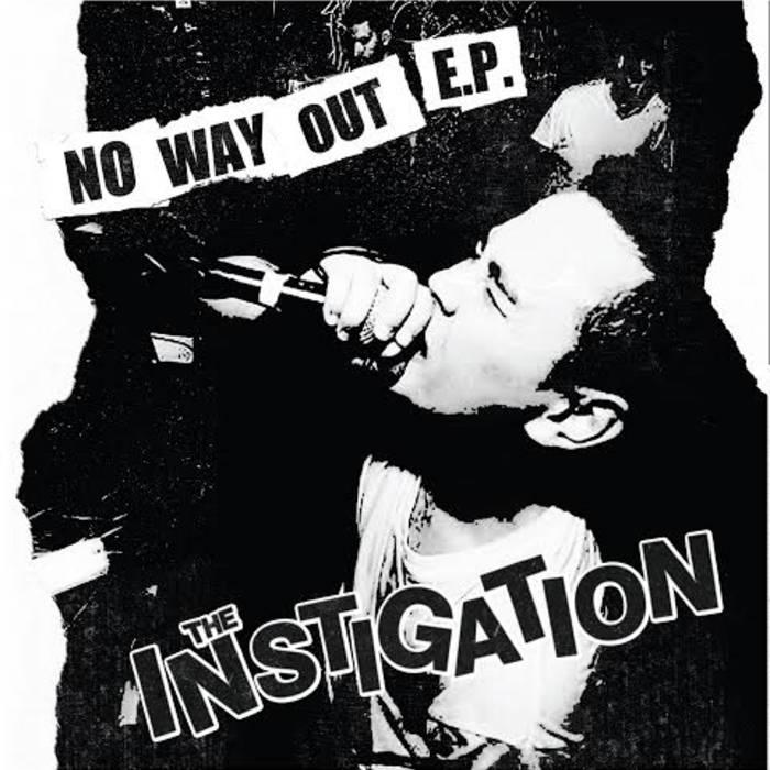 No Way Out E.P. cover art