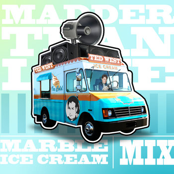 Madder Than Love (Marble Ice Cream Mix) cover art