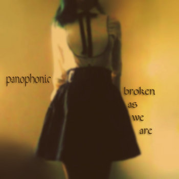 Broken as we are cover art