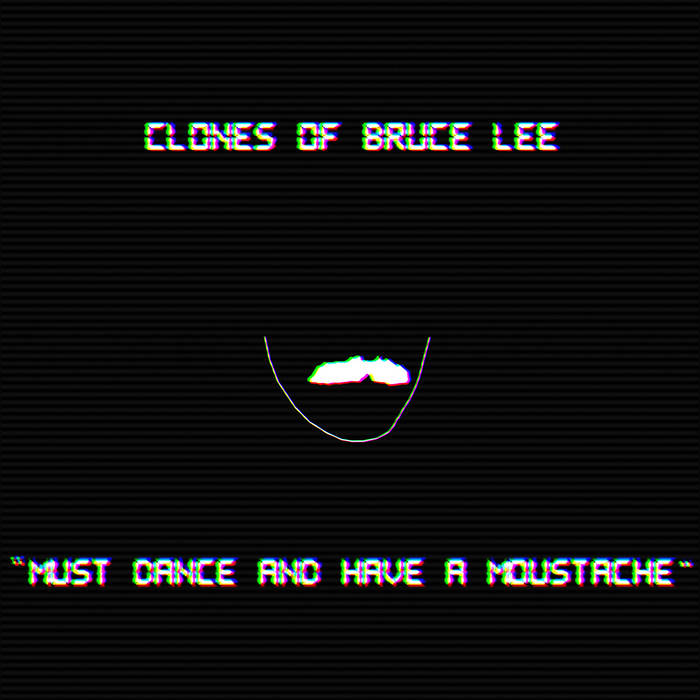 Must Dance And Have A Moustache cover art