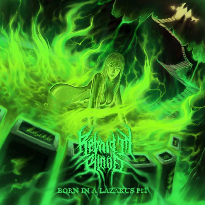 Born In A Lazarus Pit cover art