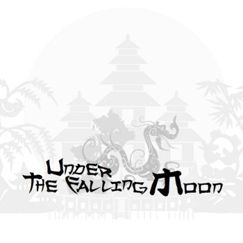 Under The Falling Moon cover art