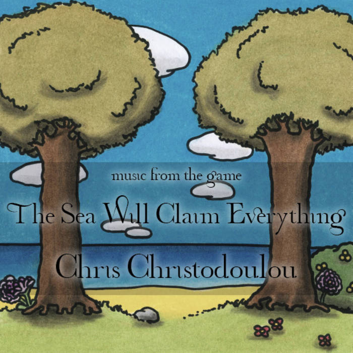 The Sea Will Claim Everything cover art