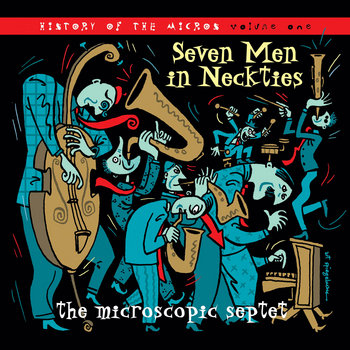Seven Men in Neckties: History of the Micros, Volume 1 cover art