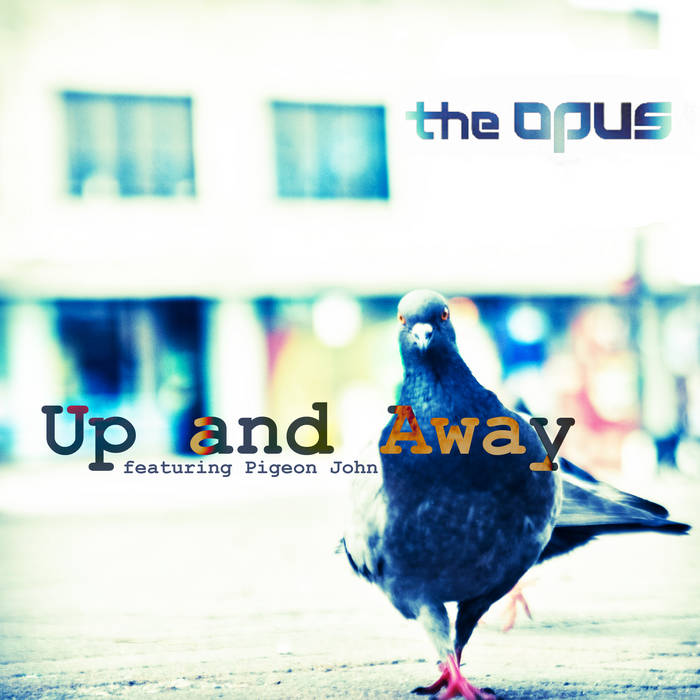 Up & Away (Single & Instrumental) cover art