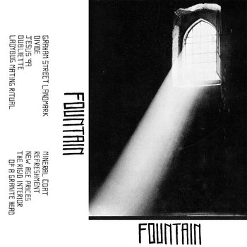 Fountain cover art