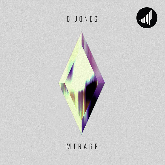 G Jones - Mirage (STRTEP016) cover art