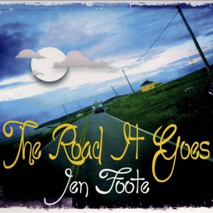 The Road It Goes cover art