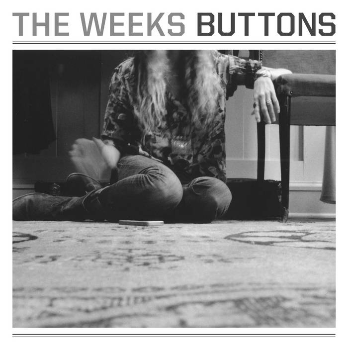 Buttons EP cover art