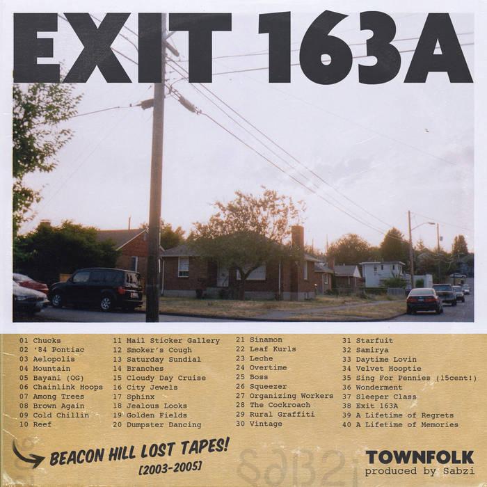 EXIT 163A cover art