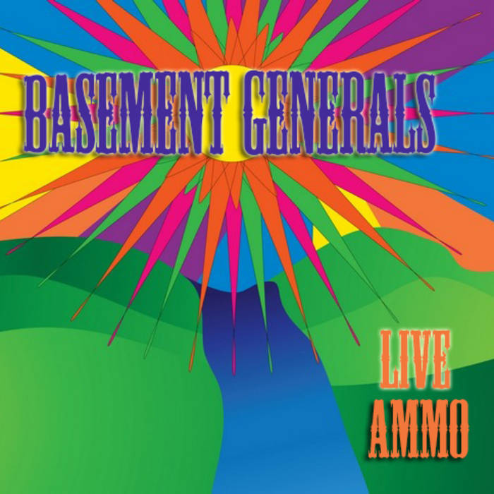 Live Ammo cover art