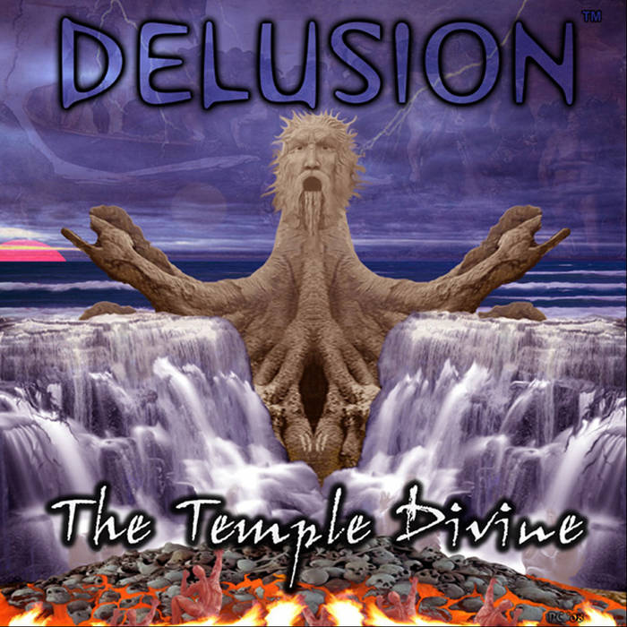 The Temple Divine cover art