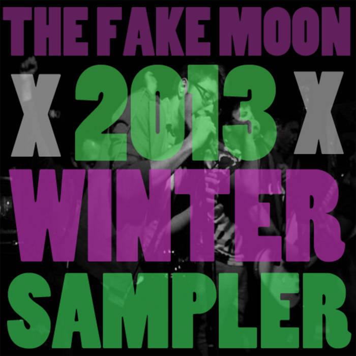 The Fake Moon Winter Sampler (2013) cover art