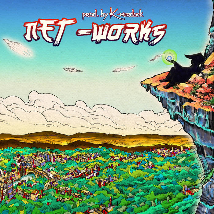 #Net-Works cover art