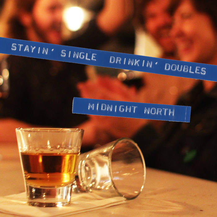 Stayin' Single, Drinkin' Doubles cover art