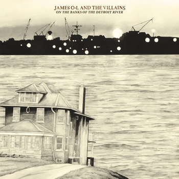 On The Banks Of The Detroit River cover art