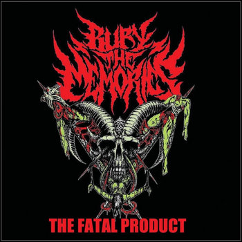 The Fatal Product cover art