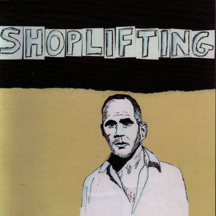 Shoplifting cover art