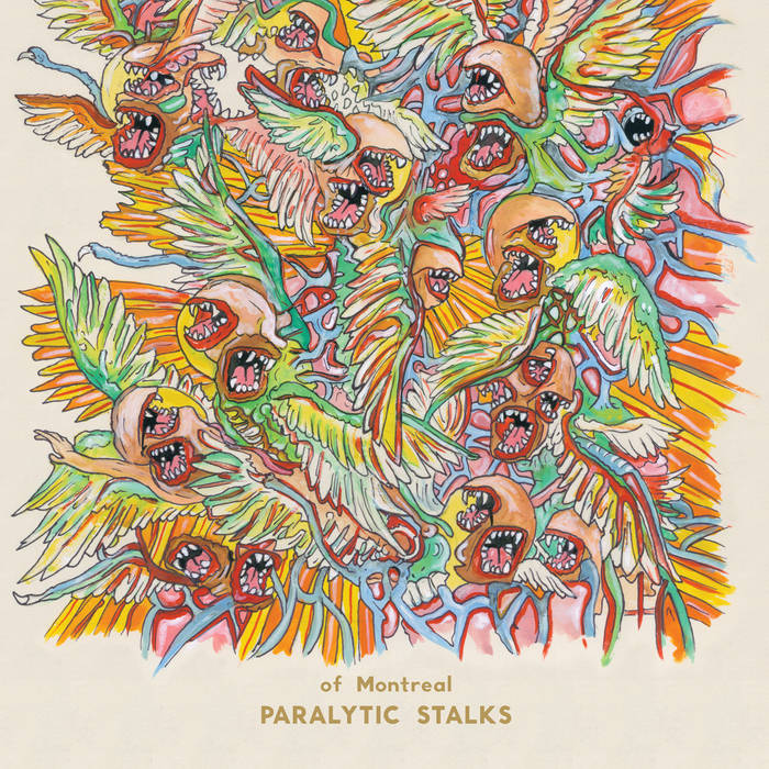 Paralytic Stalks cover art