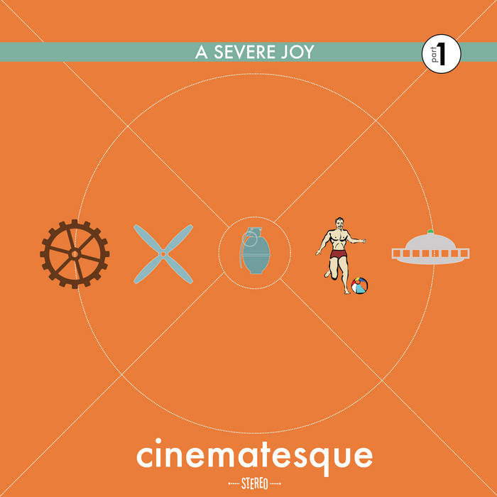 Cinematesque Part 1 cover art