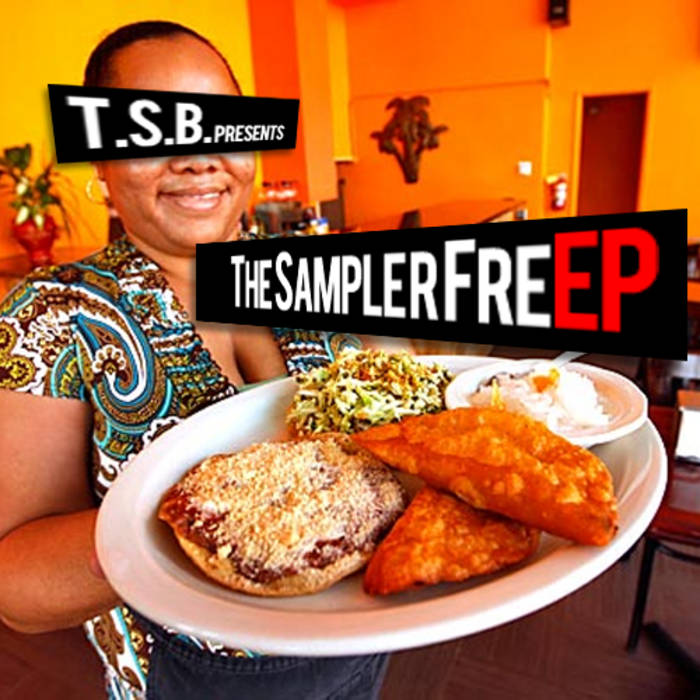 The Sampler FreEP cover art