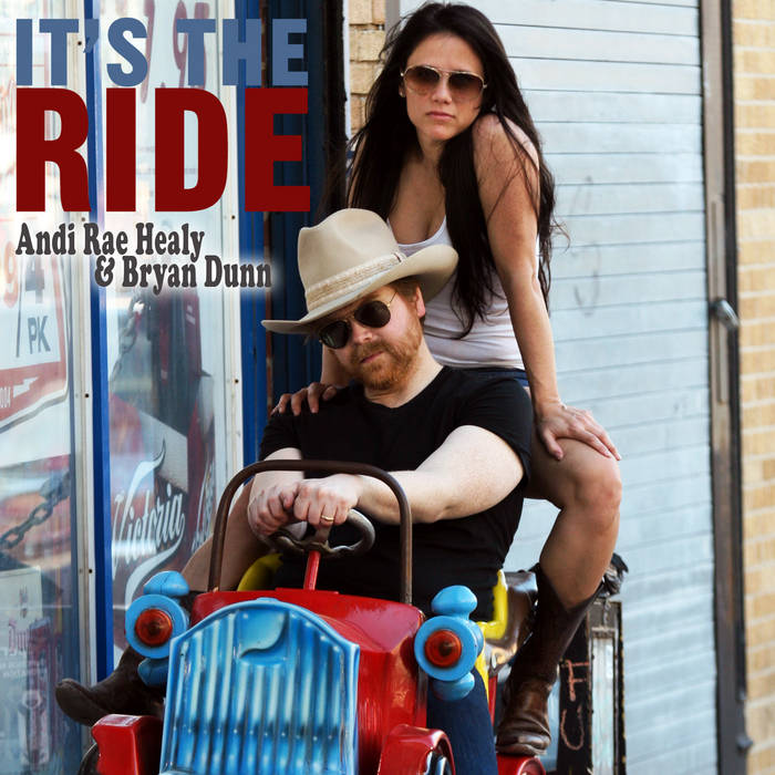 It's the Ride cover art