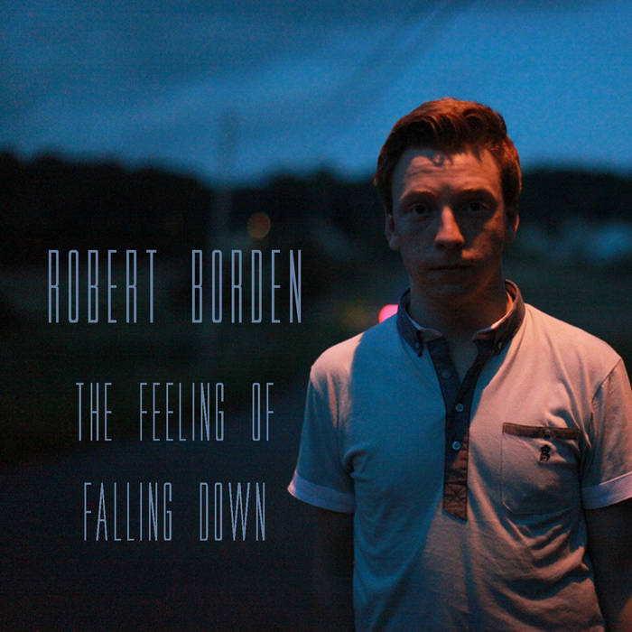 The Feeling of Falling Down - EP cover art