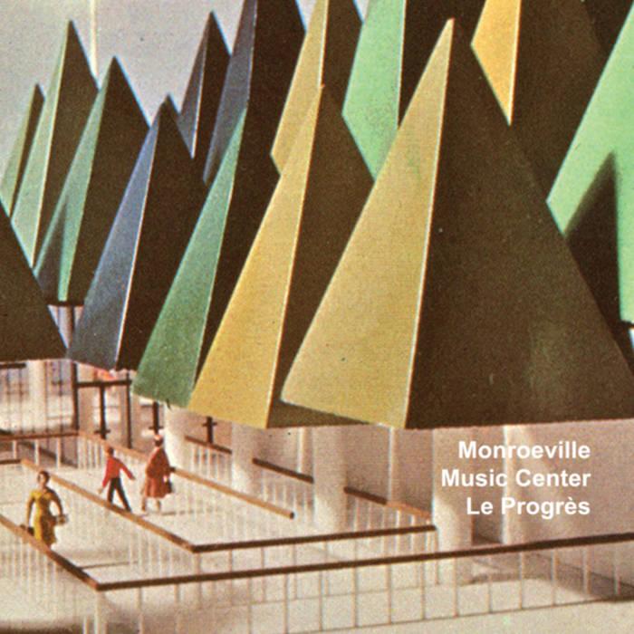 Le Progrès DVD cover art