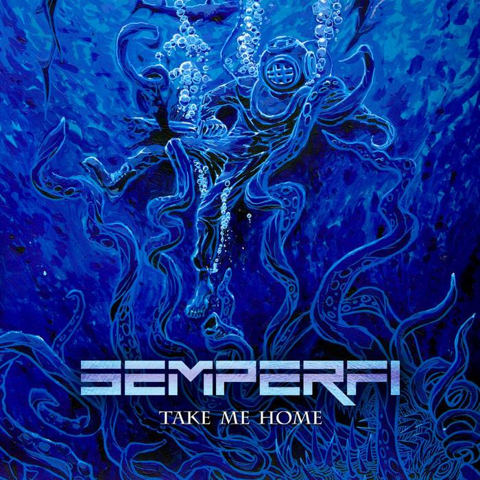 Take Me Home - Single cover art