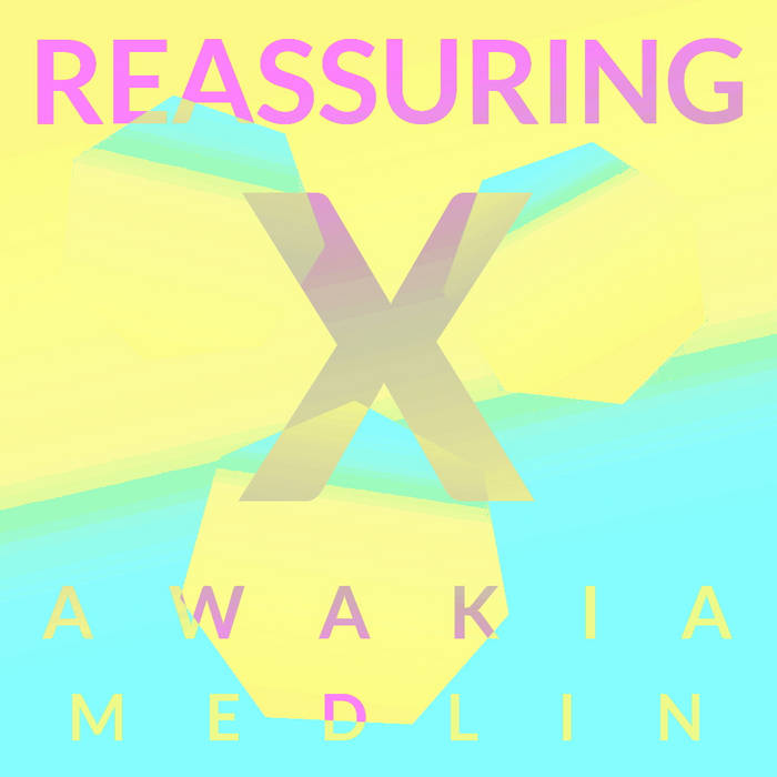 Reassuring X cover art