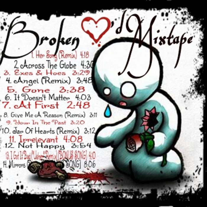 Broken-Hearted Mixtape cover art